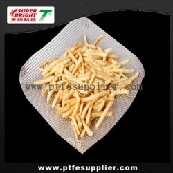 Non-stick Fiberglass Oven Basket - Suitable For Cooking Crisp Chips