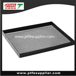 PTFE Coated Mesh Oven Basket