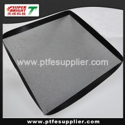PTFE Coated Fiberglass Mesh Basket/sheet/tray