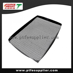 Non-stick BBQ Baking Grill Mesh Basket with FDA certified