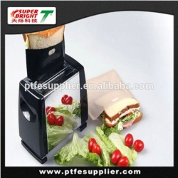 Toaster Bag Coated with PTFE for Toasting Bread or Sandwich