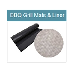 No Sticky PTFE Fireproof BBQ Grill Mats