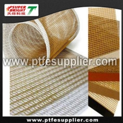 PTFE Coated Fiberglass Mesh Conveyer Belt
