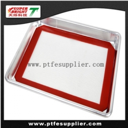 Silicone coated release liners safe for food