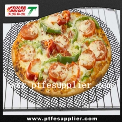 PTFE Non-stick Pizza Mesh/Reusable Pizza Baking/Crisping Mesh