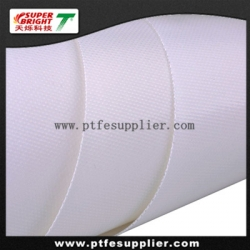 PTFE COATED FIBERGLASS POROUS FABRIC
