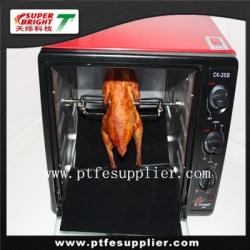 Fire Retardant BBQ Fat-free Grill Mat