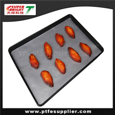 PTFE Coated Fiberglass Best Cookie Sheets For Baking