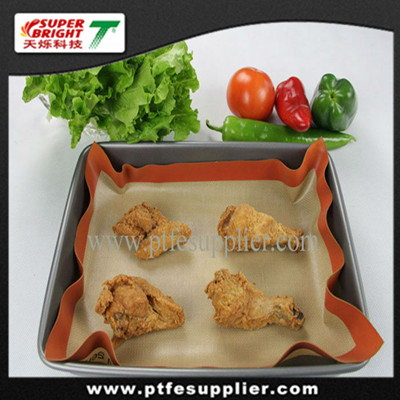 Flexible Non Stick Silicone Baking Sheet