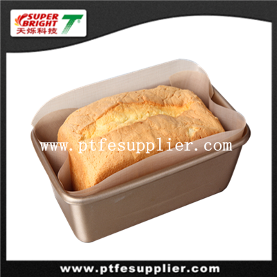 PTFE Cake Pan Baking Liner Mess Free Cooking