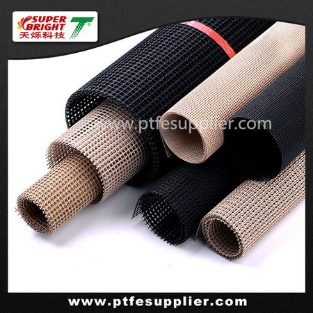 PTFE Coated Fiberglass Open Mesh Fabric