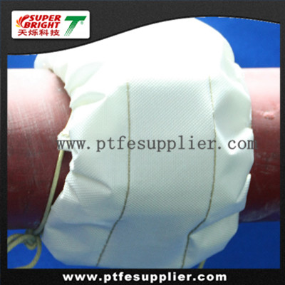 PTFE flange shield / PTFE Flange spray Shield / PTFE Flange Safety Spray Shields