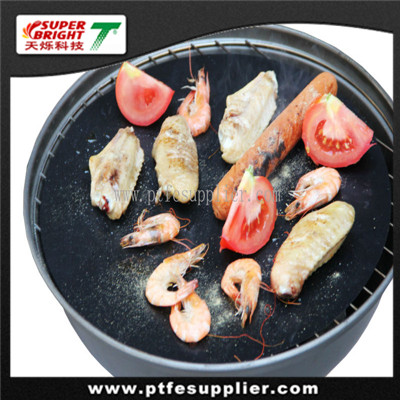 PTFE Non-stick/Resuable Round Cooking Liner(Oven Liner)