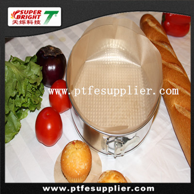PTFE (BPA -PFOA FREE) Non-stick Oil Free Oven Frying Pan Liner
