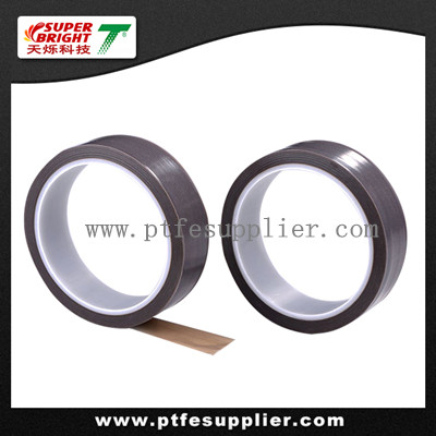 PTFE Skived Film Silicone PSA Tape