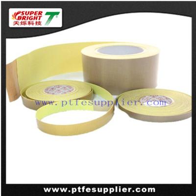 Abrasion Resistance PTFE Fiberglass Tape