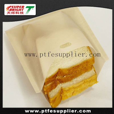 Chemical resistance PTFE Sandwich Microwave Roasting Bag