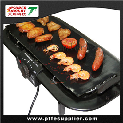 Non-stick PTFE Oven Mat/Foil Protecting Oven Bottom