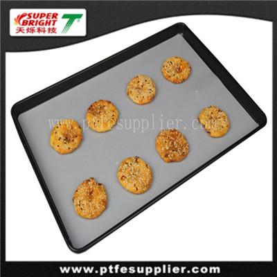 PTFE fiberglass non-stick oven foil/pad