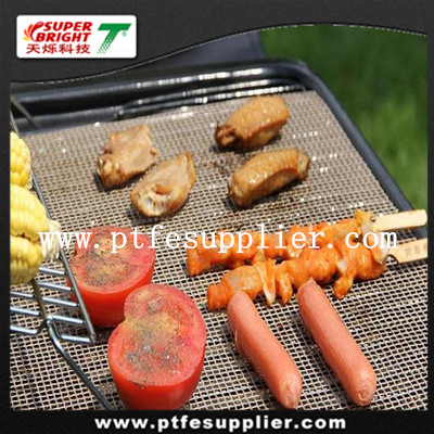 PTFE Mesh Sheet -- make your barbecue and baking mess-free
