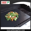 PTFE Non-stick BBQ Hotplate Liner For Baking