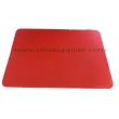 RED, Heavy duty, Flexible and Non-stick Silicone Baking Sheet