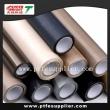 Anti-static PTFE Heat proof fiberglass fabric cloth