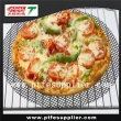 Heavy-Duty Hassle-free PTFE Non-stick Mesh Mat For Pizza